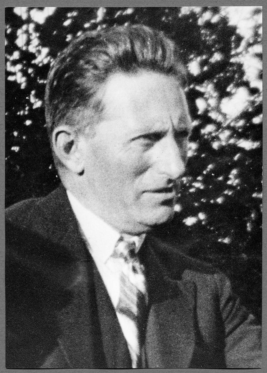 Bror Hjalmar Melin.