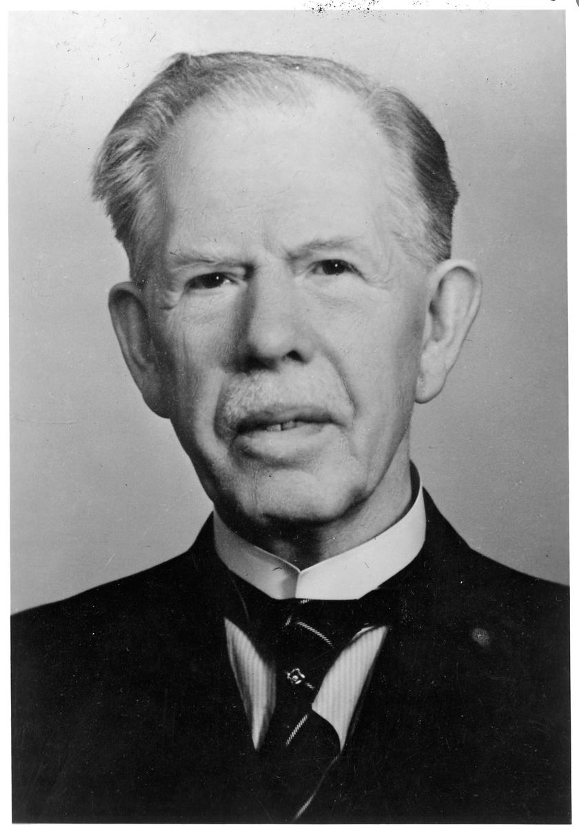 Emanuel Karl Efraim Rylander, Förste Byråingenjör Stockholm.