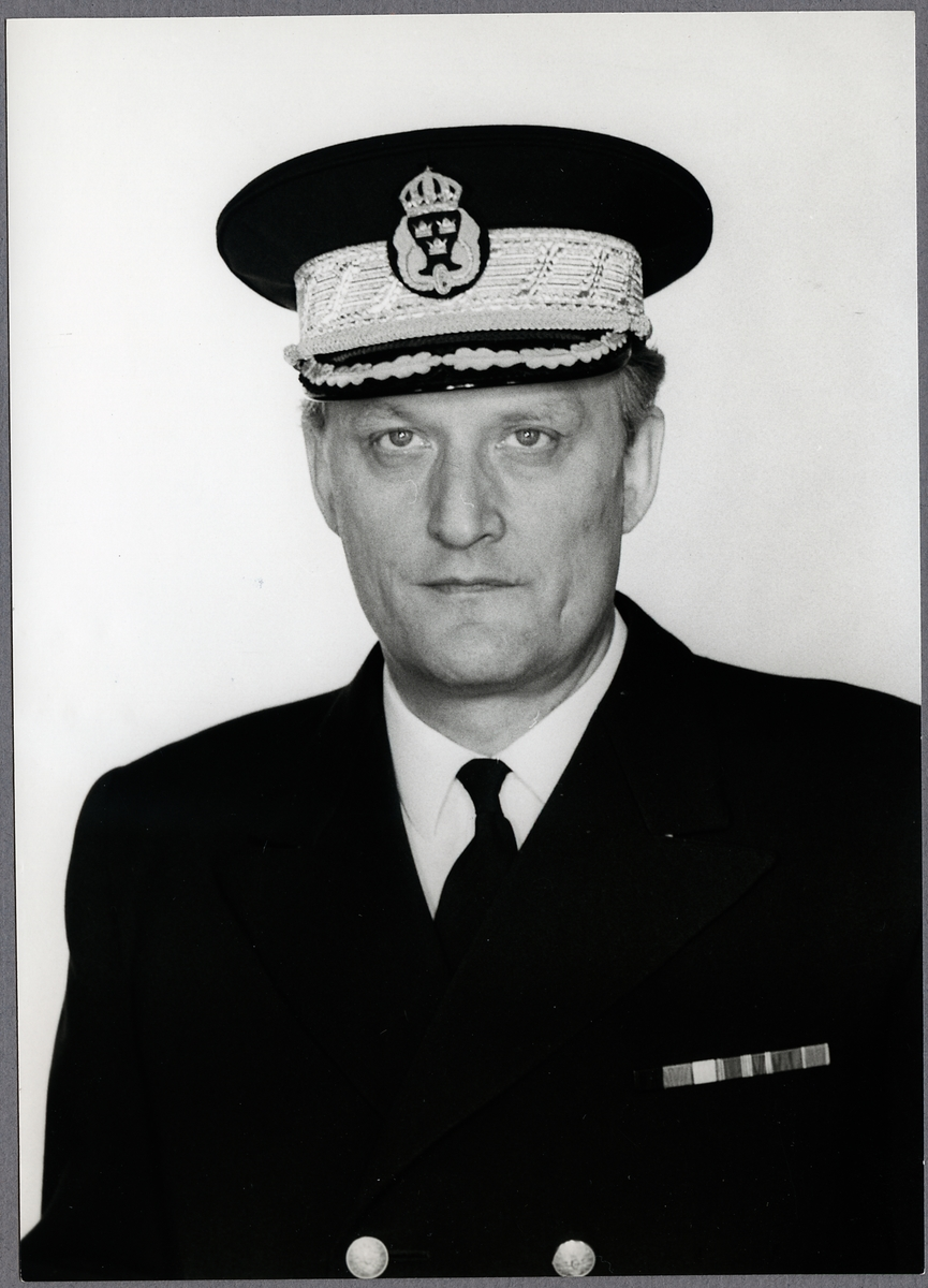Generaldirektör Erik Upmark.