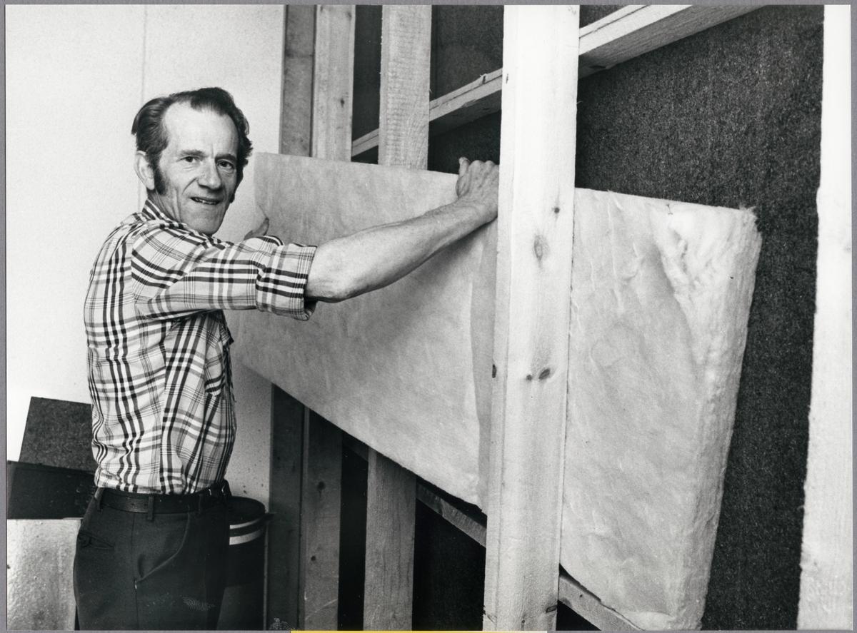 Gunnar Bergström.