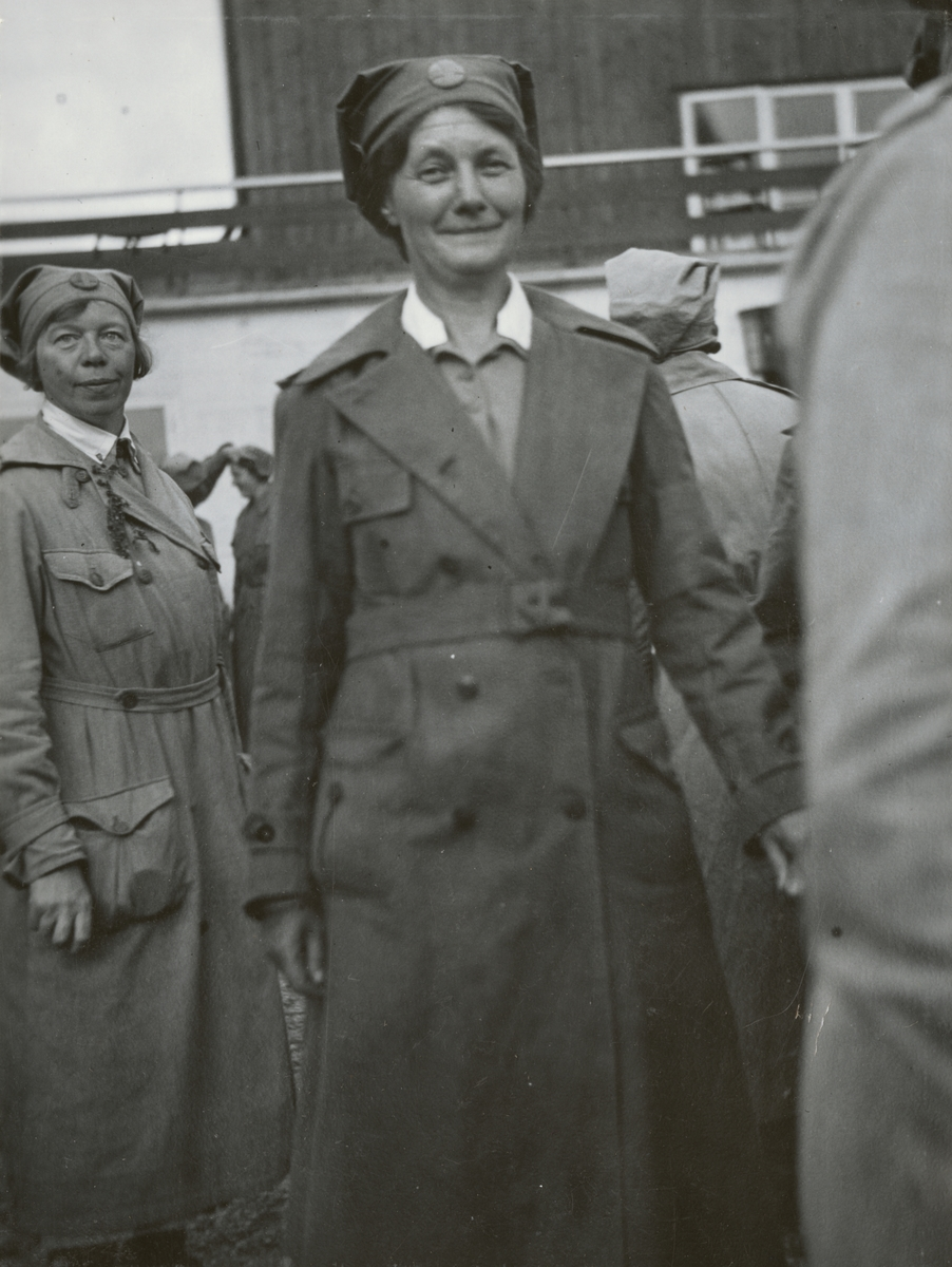Lottamöte i Östersund 18-24. juni 1936.