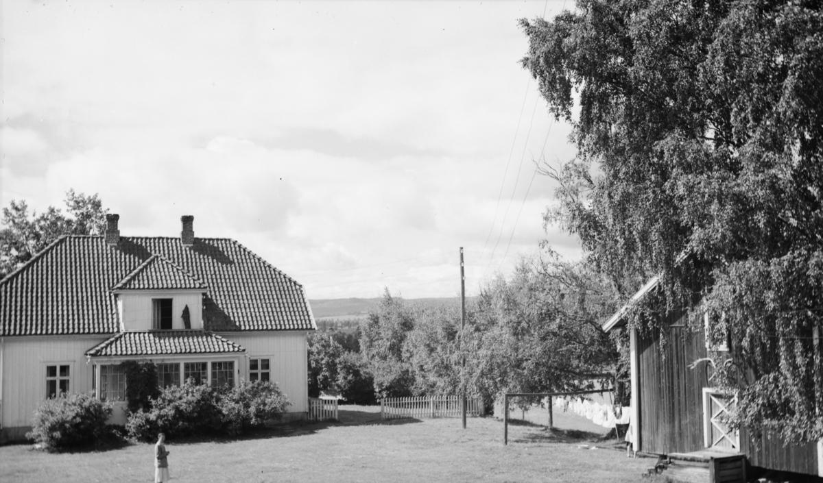 Gårdsbruk i Solør