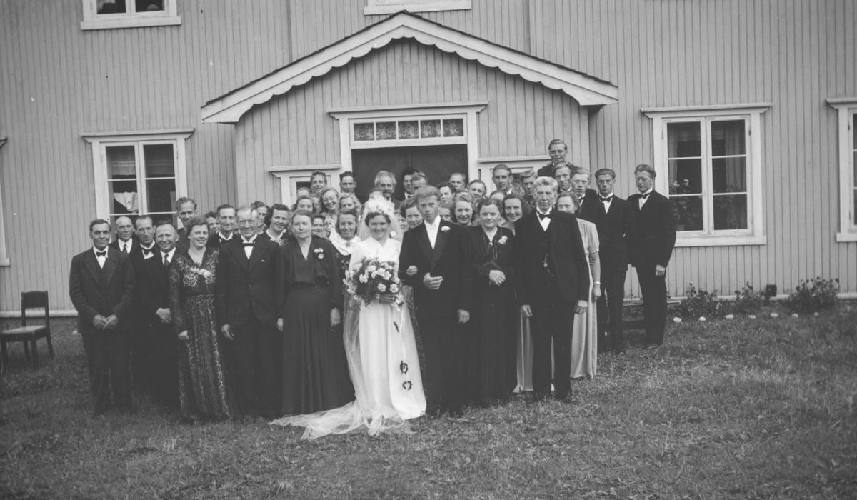 Bryllup i Sverige