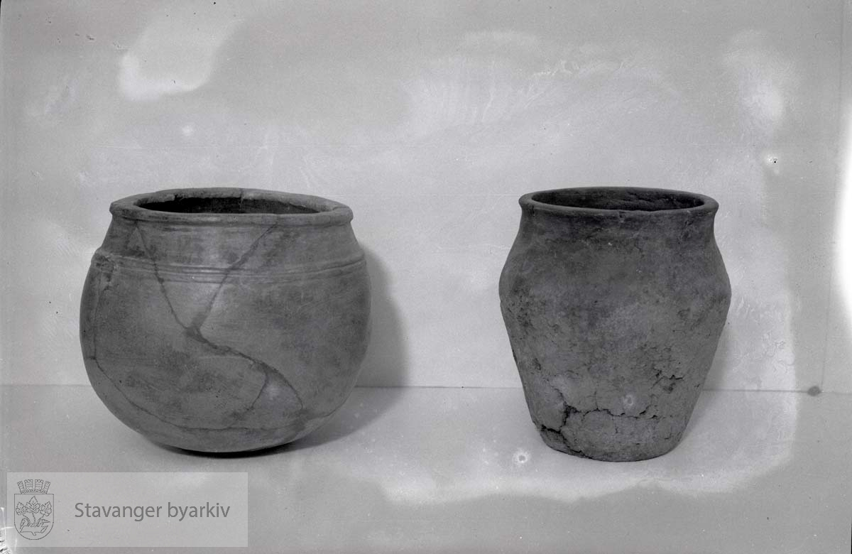 Arkeologiske gjenstander fra Stavanger Museum