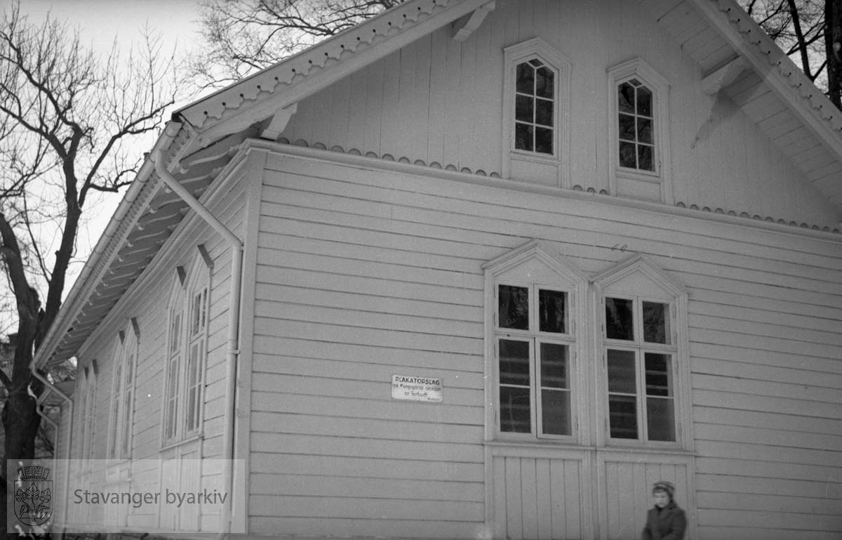 Gymnastikksalen til Kongsgård skole