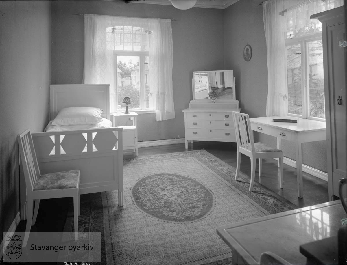 Villaen tilhørte den gang konsul Brehmer.