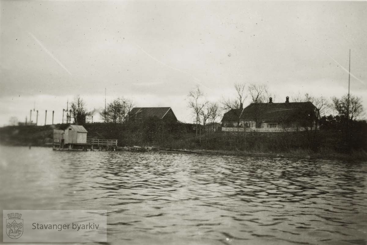 Laila og Thomas Poulssons hus i Tønsberg