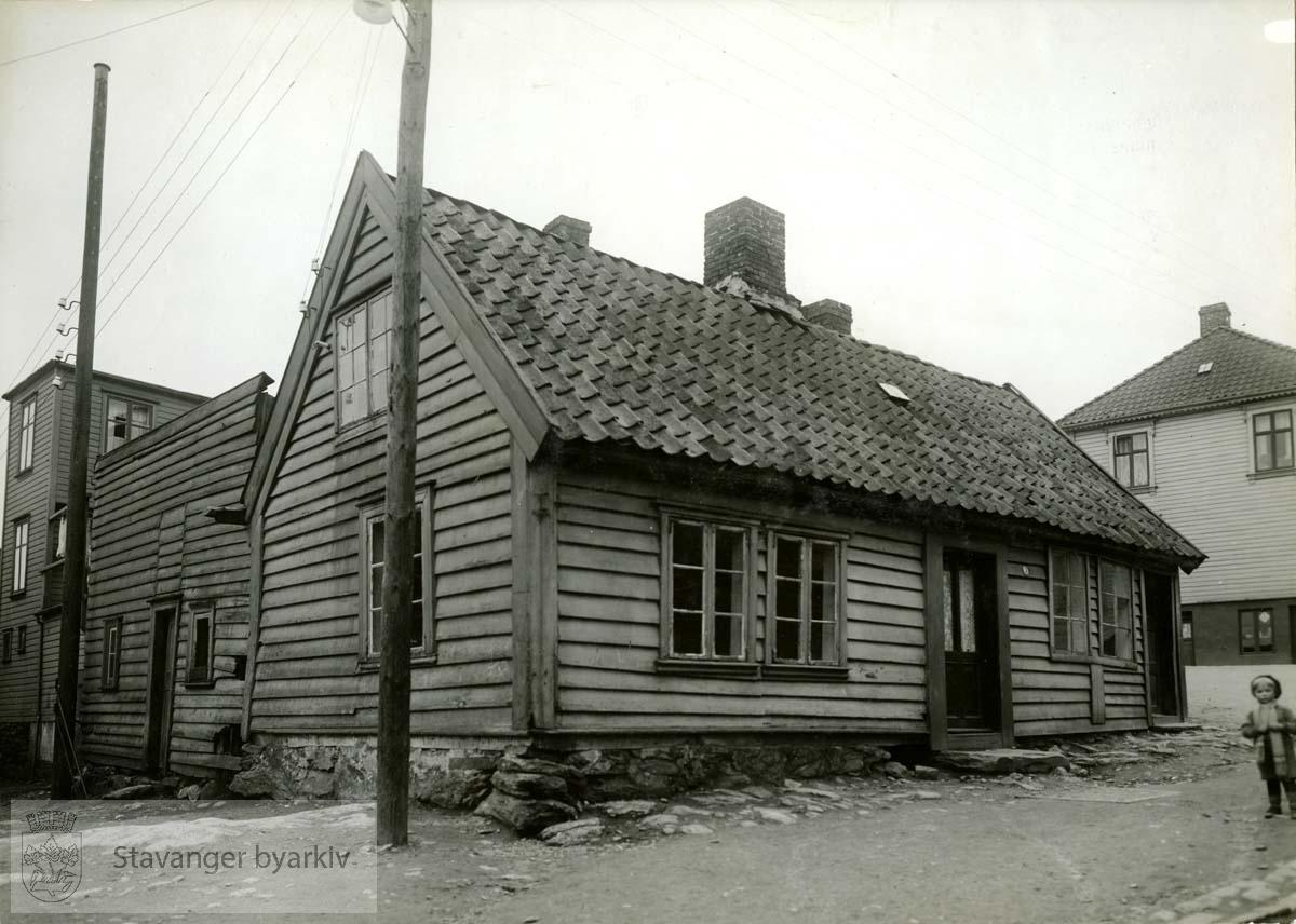 Revet i h.t. Bystyrevedtak 6. april 1933.