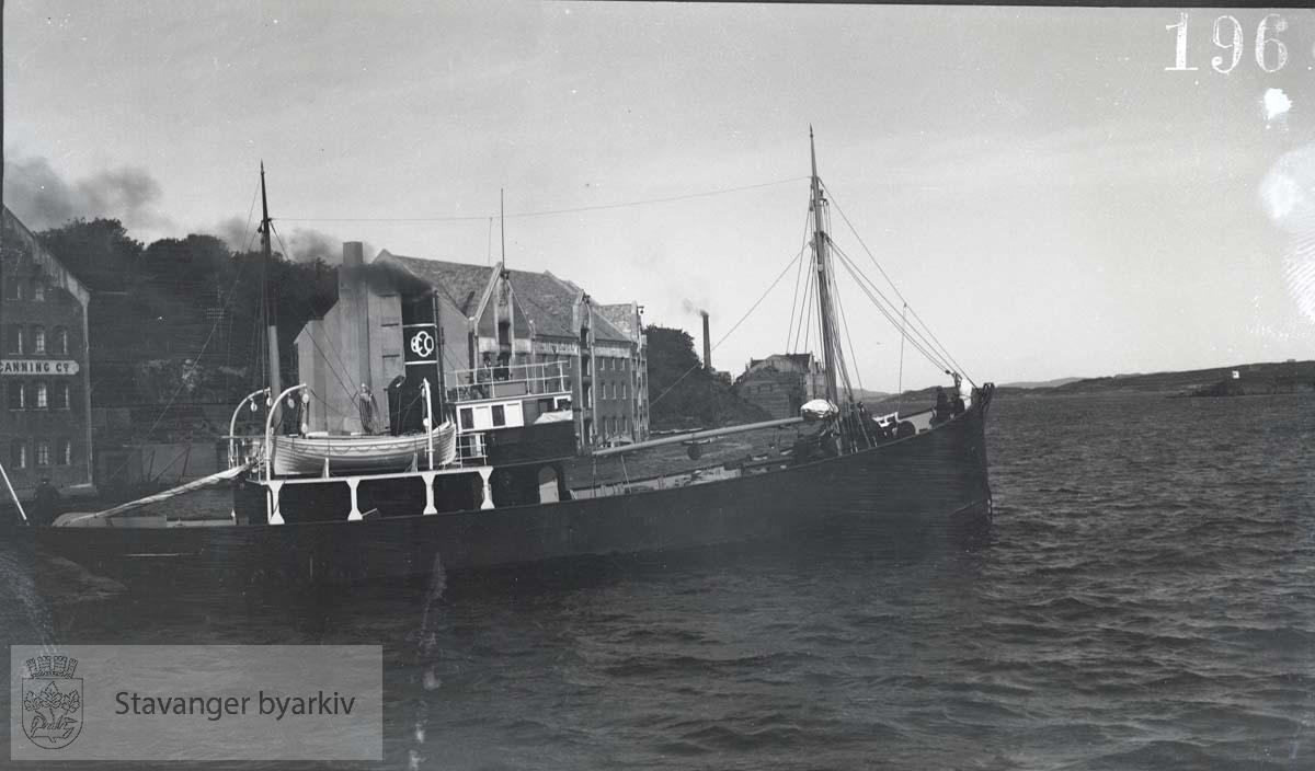 Utflukt med Dolsøy.Rosenberg Mekaniske Verksted