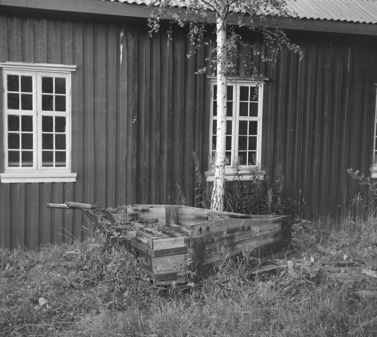 Gammel sporrenser for Solbergfossbanen