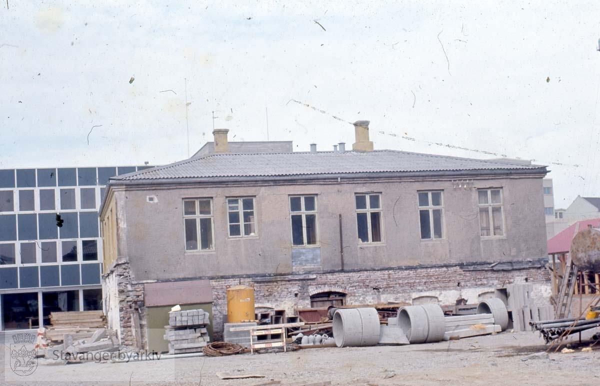 Cementen sitt gamle kontorbygg
