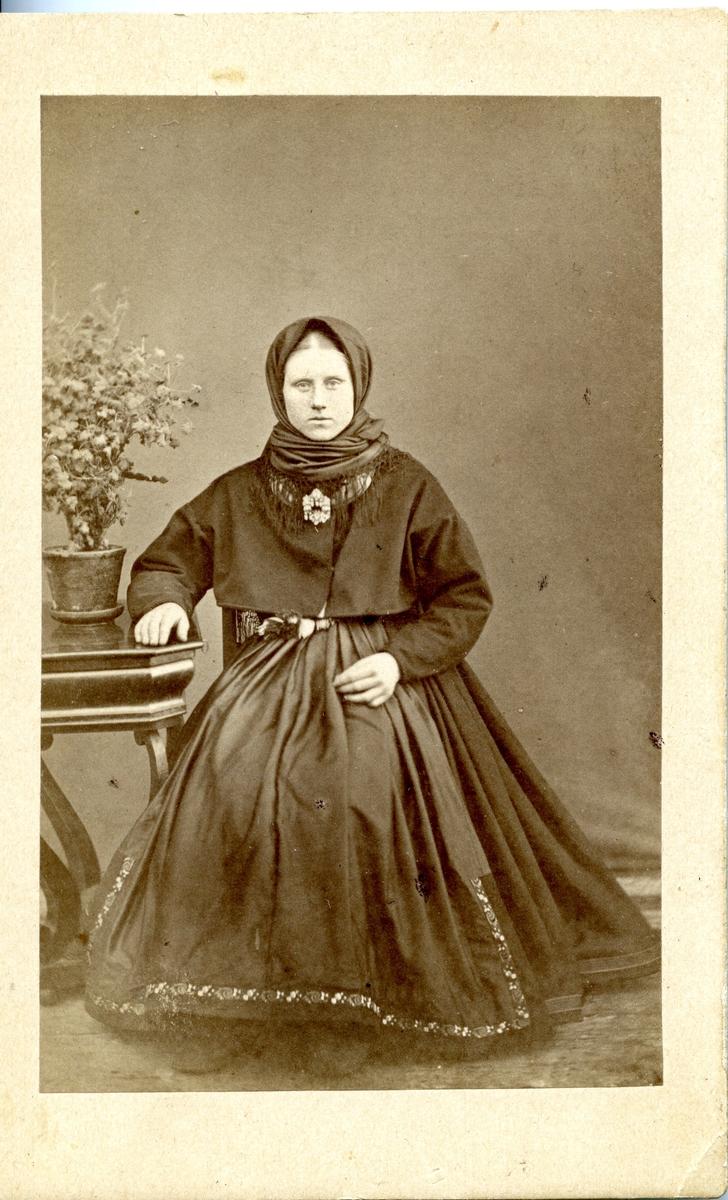 Portrettfoto av Kari H. Torstveit