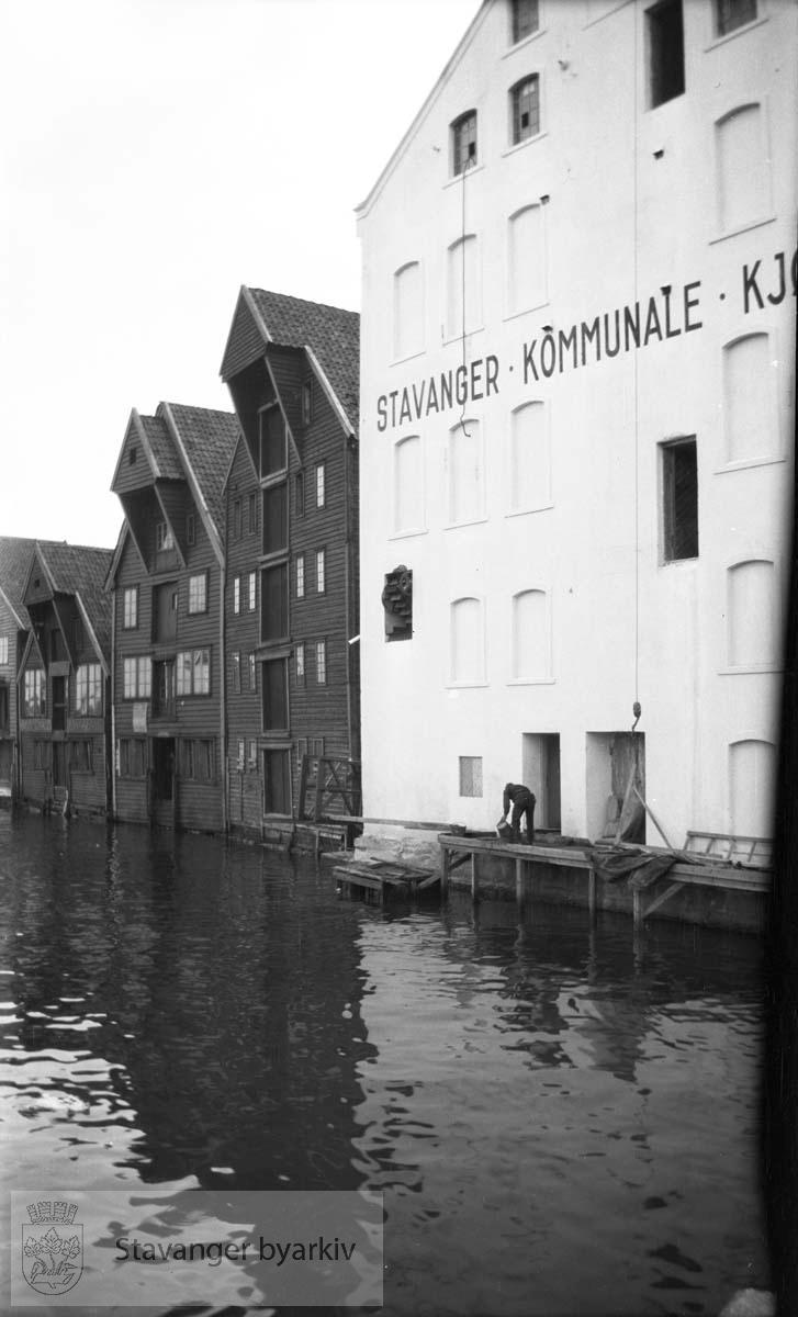 Stavanger kommunale kjøleanlegg.