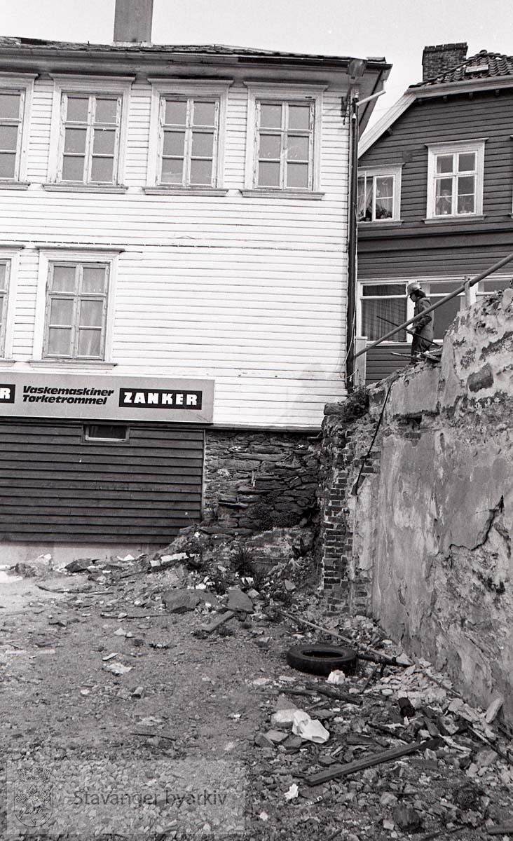 Revet tomt ved Skagen