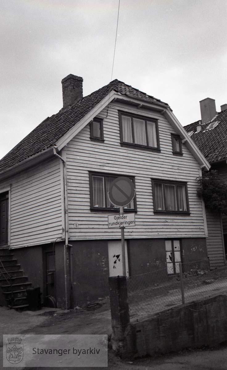 Kirkebakken 16