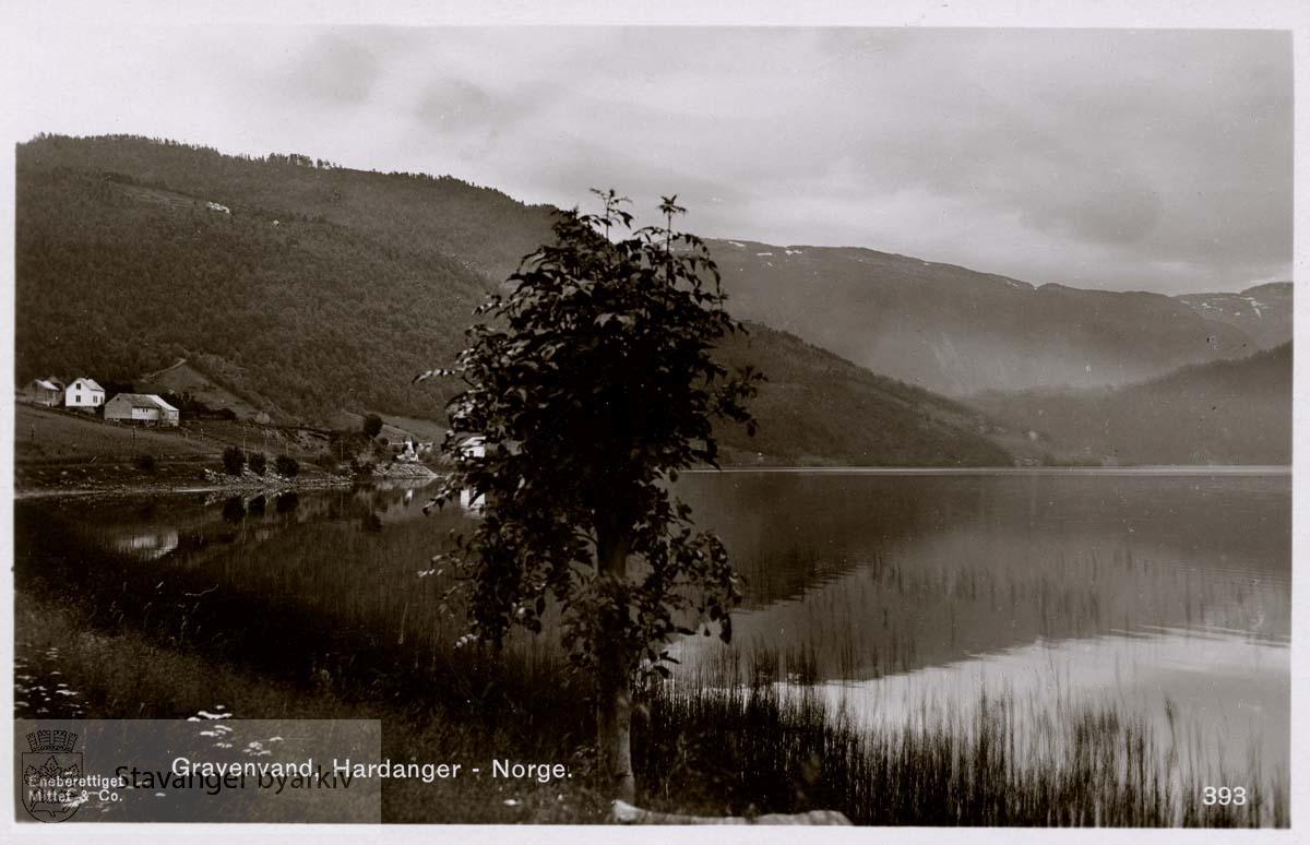 Gravenvand, Hardanger
