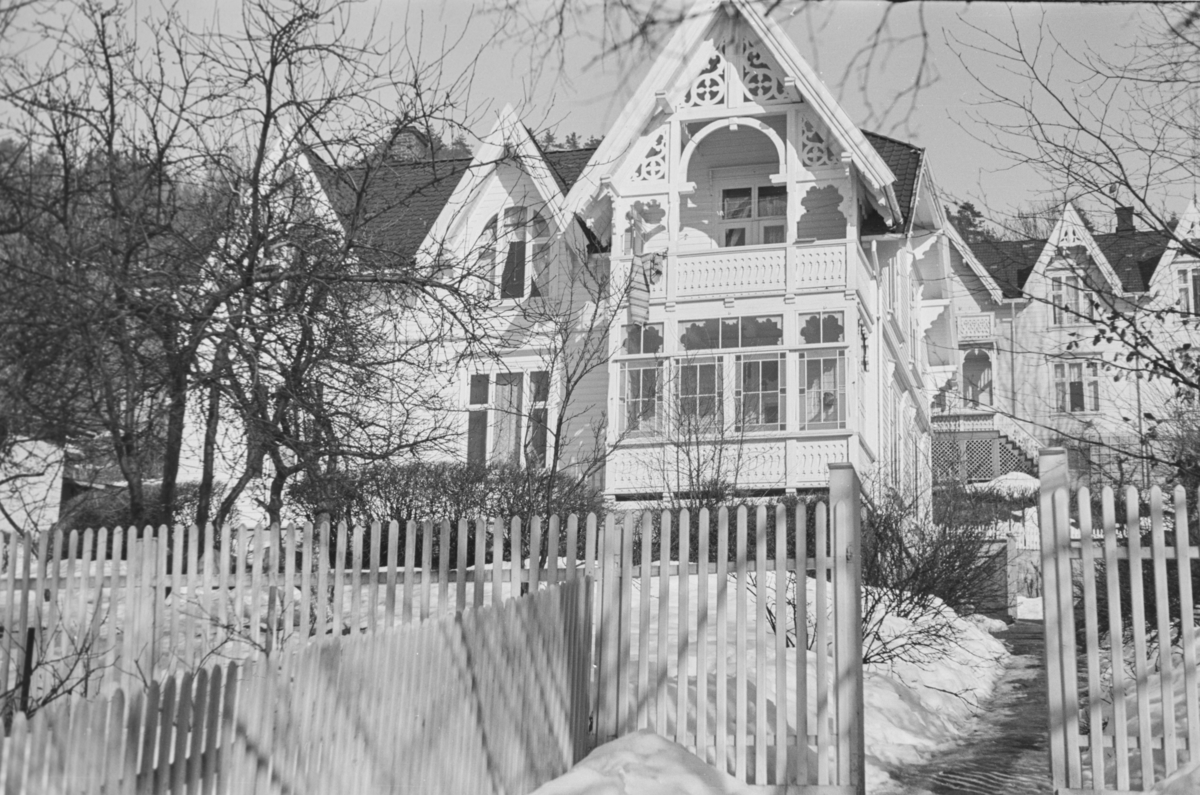 Villa i Bonneviesgate 3 / Sommerfrydveien i Drammen