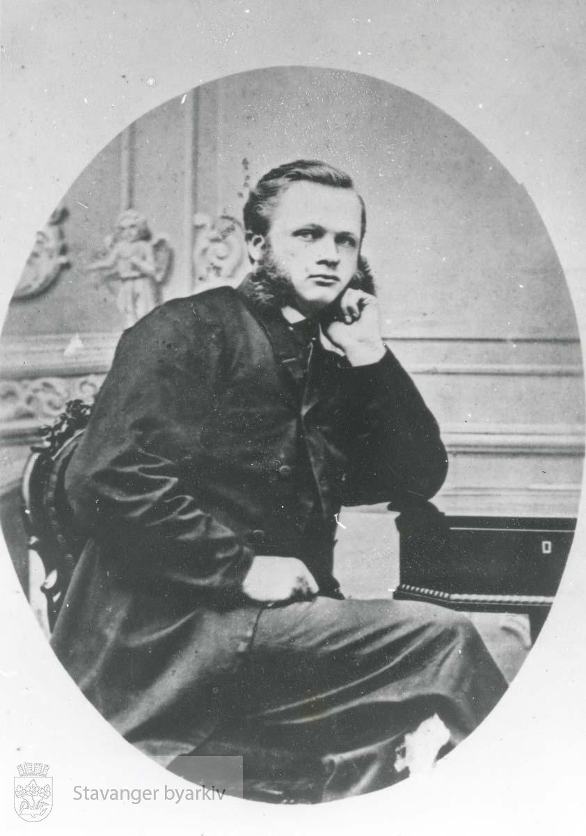 Fotograf i Stavanger 1864-1879