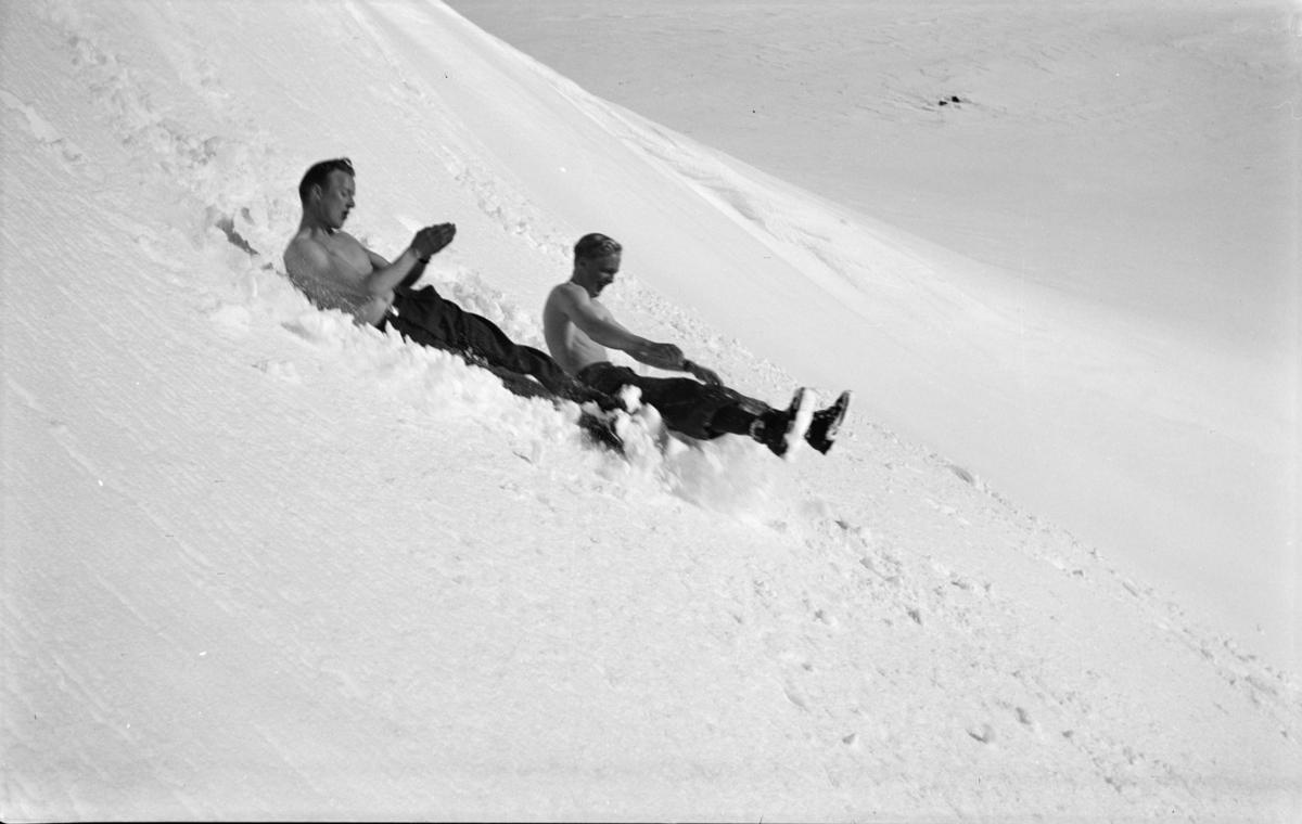 Skitur i Gausdal nordfjell