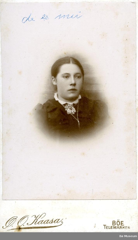Portrett av Anne Langedal