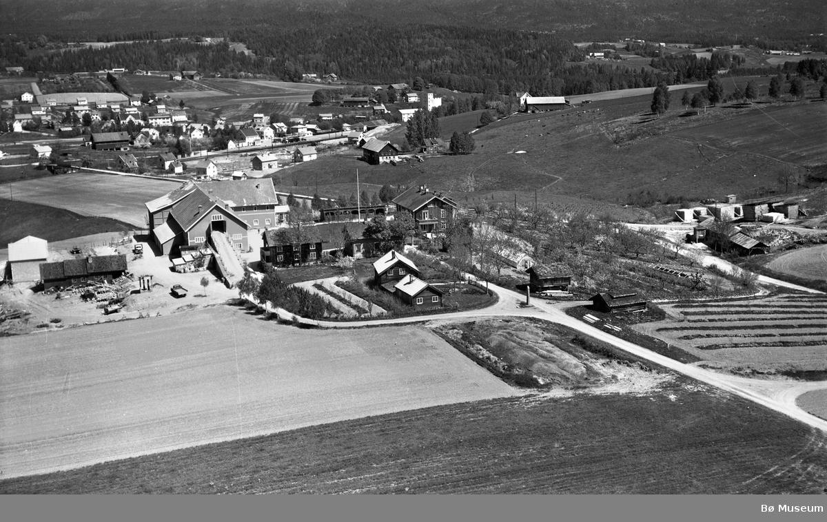 Flyfoto av Borgja