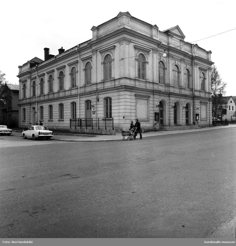 Elimkyrkan vid Nytorget 3.
