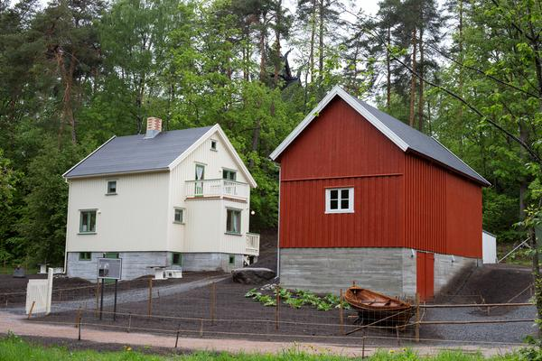 Finnmark på Norsk Folkemuseum.. Foto/Photo