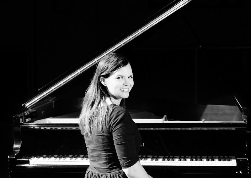 Pianist Sara Aimée Smiseth. Foto: Anna Julia Granberg