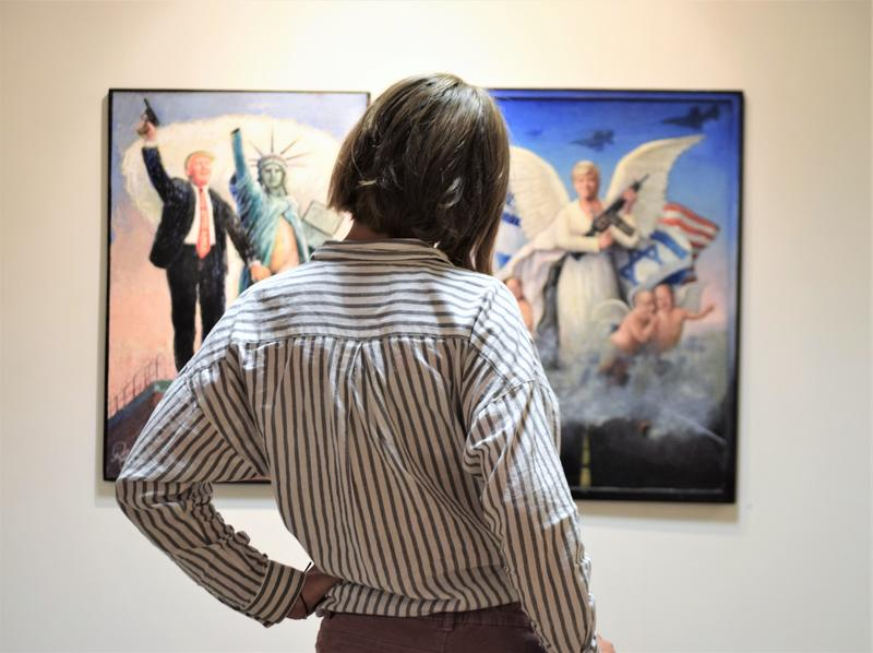 Exhibition at the Norwegian Cartoonist Gallery