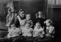 Lillebo barnhärberge på Bleckslagaregatan 6, Södermalm, som