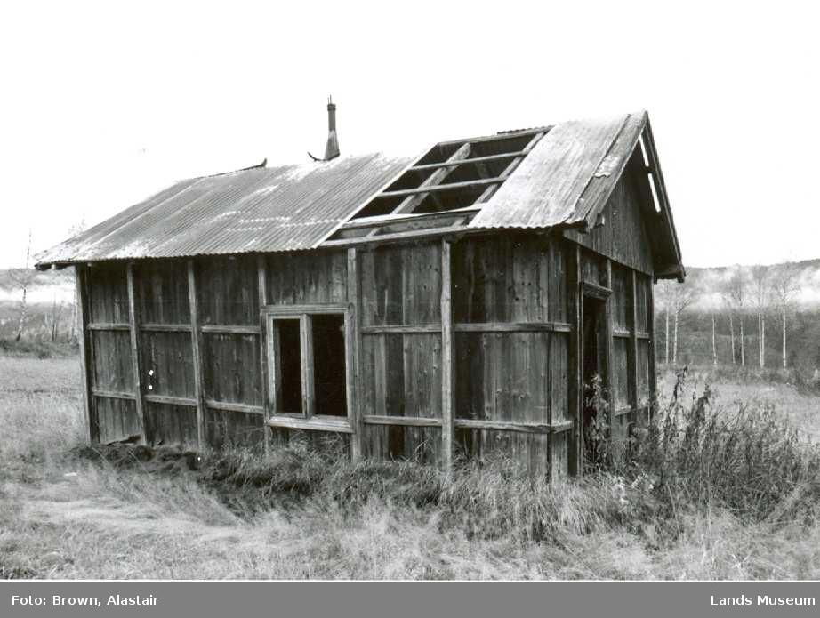 Innhøstingsstua på Kolsrudengen, Østsinni i Nordre Land kommune