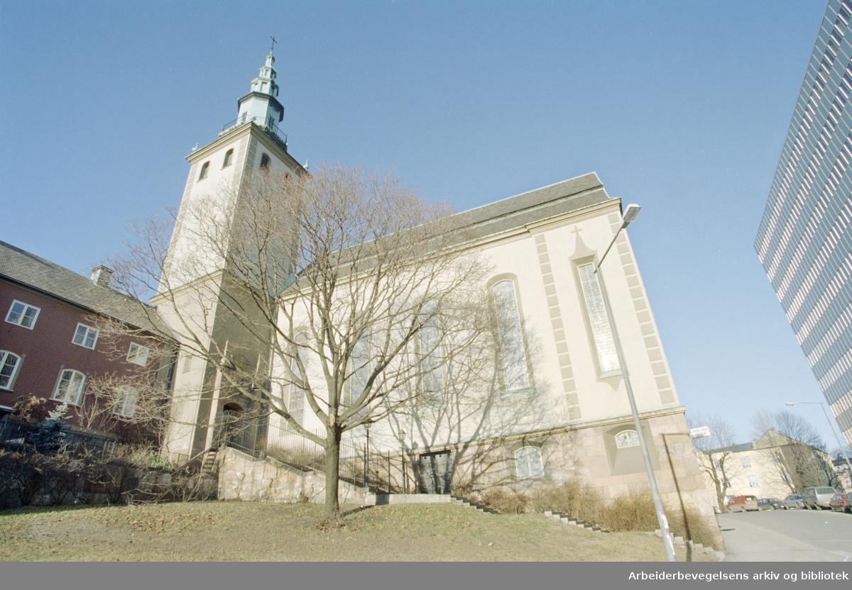 Oslo: Margareta kyrkan. 16. februar 1997