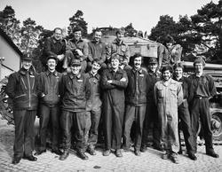 Södermanlands regemente. Utbildningsverkstan