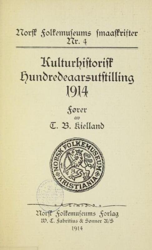Katalog 1914 (Foto/Photo)