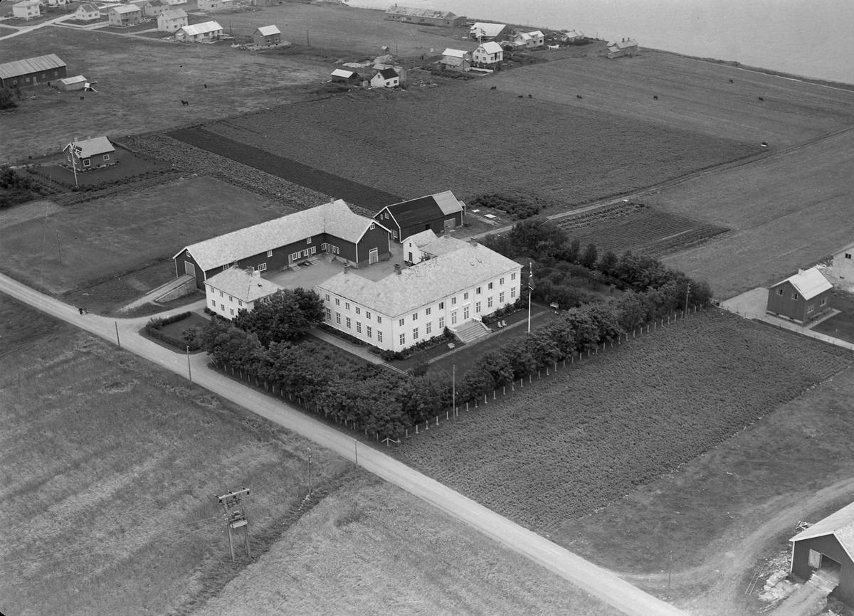 Hovde Husmorskole på Hovde gård
