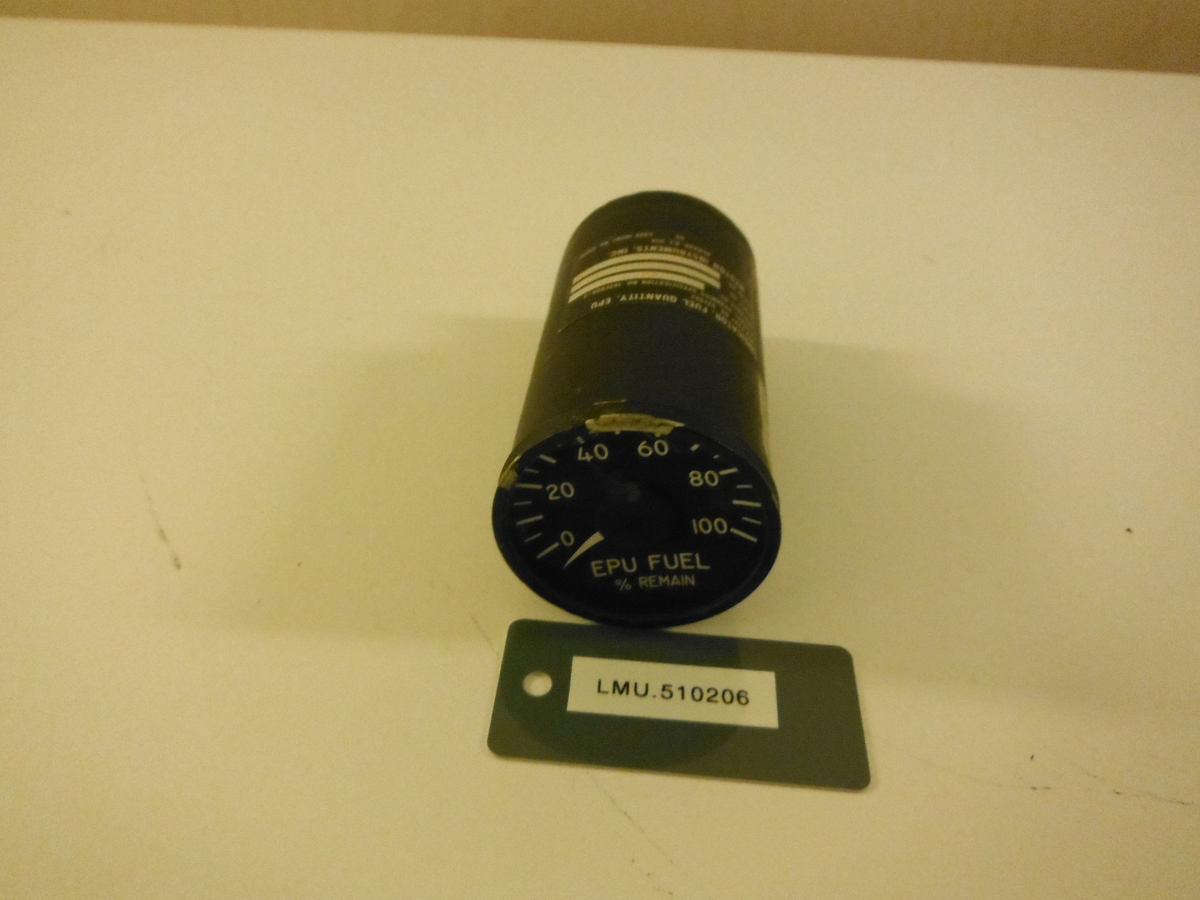 Flyinstrument Fuel måler