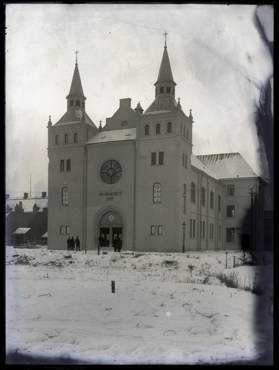 Missionskyrkan, Västerås.