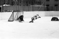Ishockeypremiär i division 2 på Stenkrossplan och GIF Sundsv
