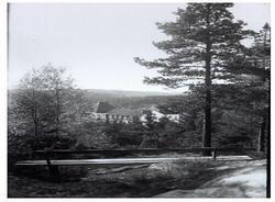 Fagereds Sanatorium, uppfört 1912-1914, 14 fotografier. Arki
