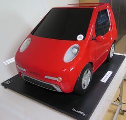 Miniatyrbil
