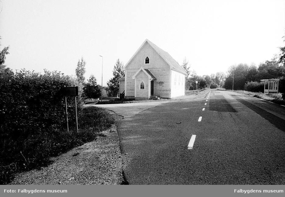 Betelkapellet. Från Torbjörntorp.