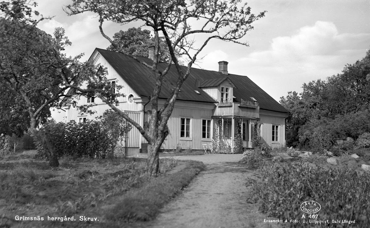 Hemmesj med Tegnaby Parish, Kronoberg, Sweden