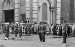 Södermanlands regemente. 2. komp Högvakt