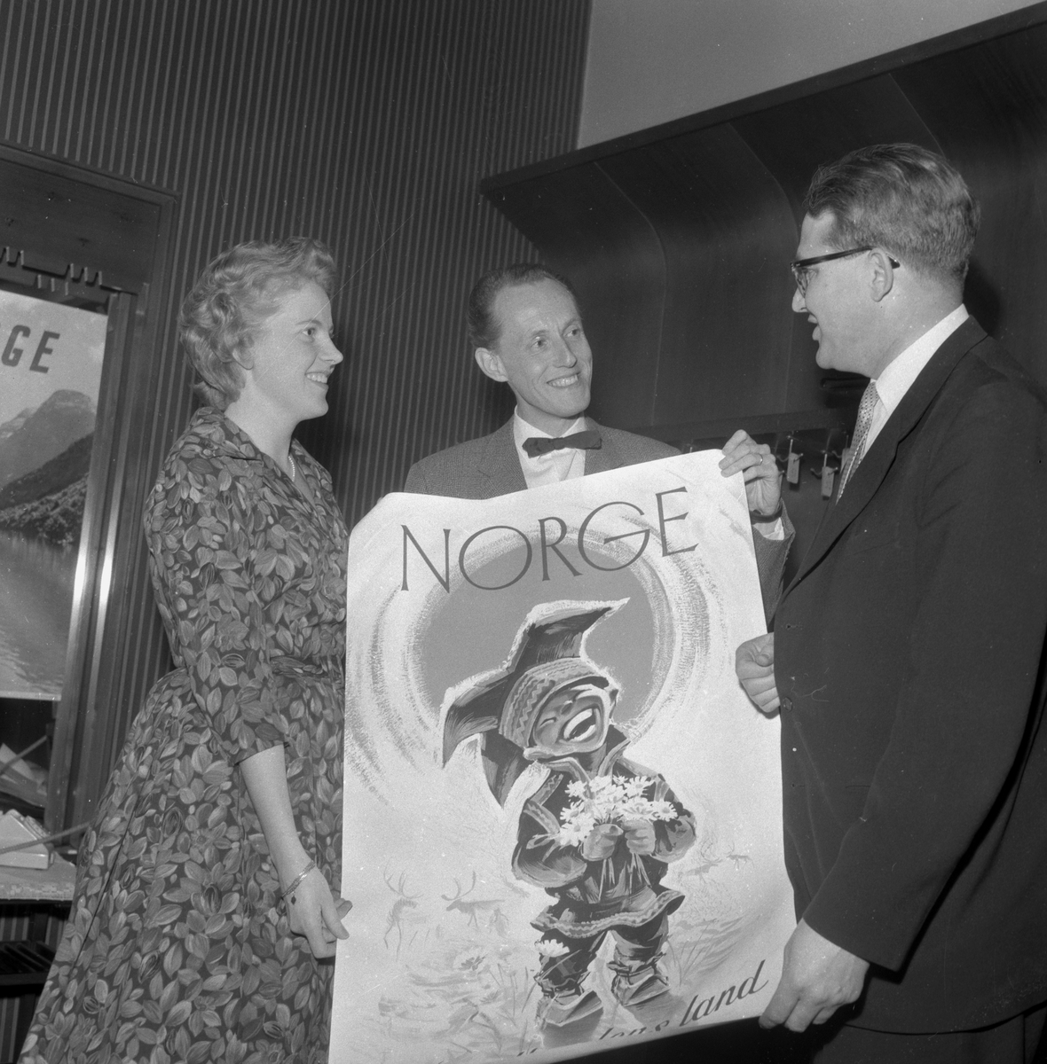 Norgeaffisch. 28 april 1959.