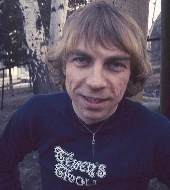Teigens Tivoli, i 1977. Foto: Svein Boye Andersen