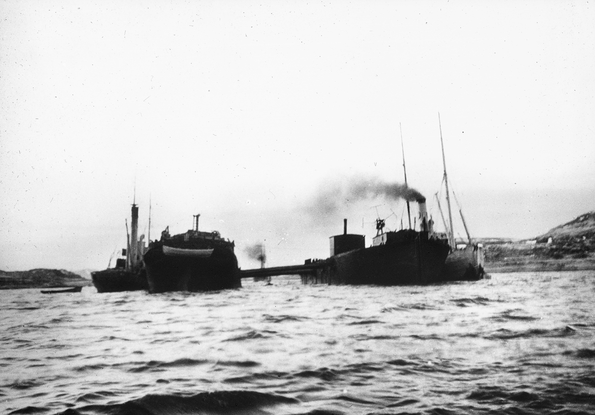 Skipsbergningsfartøy
