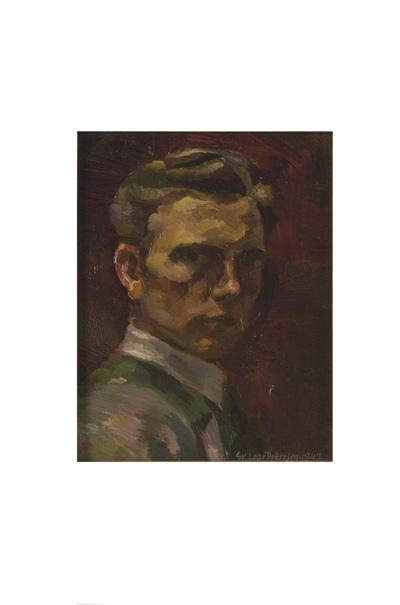 Selvportrett [Maleri]