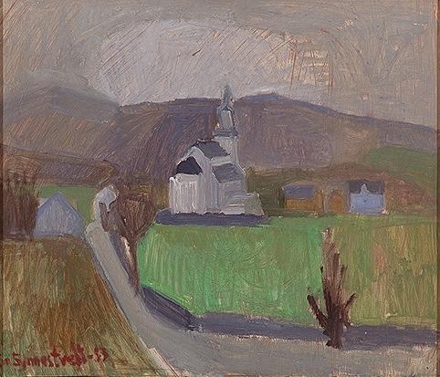 Sveio kirke [Maleri]