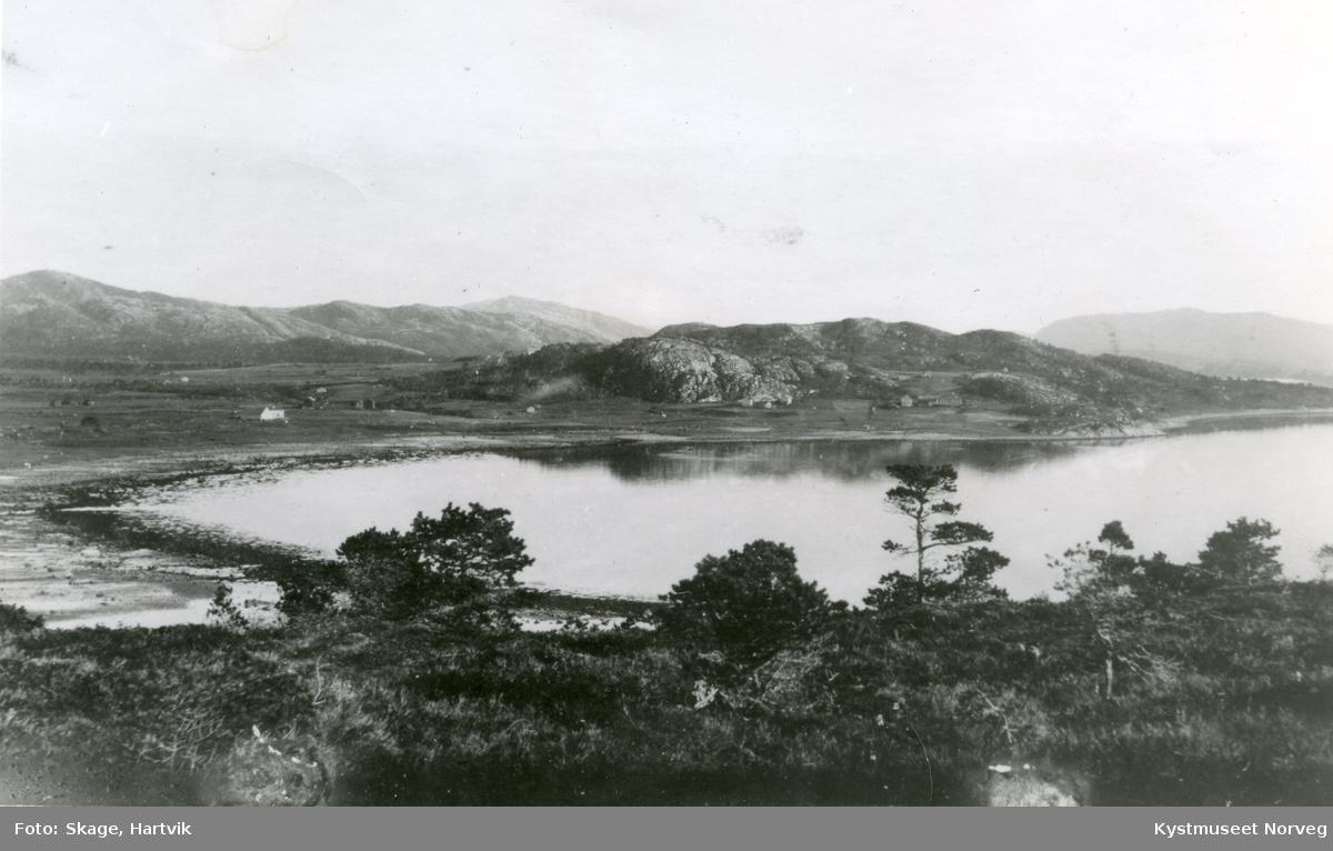 Nærøy, Skaga-bukta