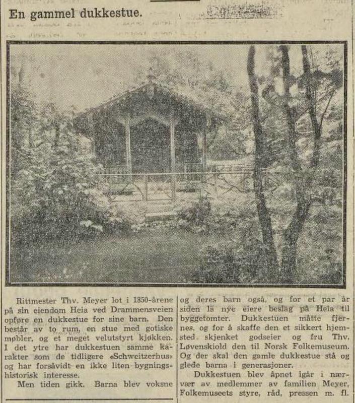 Arbeiderbladet 1934 (Foto/Photo)